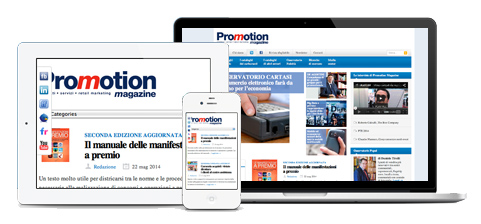 Promotion Magazine Website